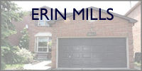 Erin Mills  Mississauga Homes for Sale