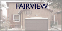 Fairview  Mississauga Homes for Sale