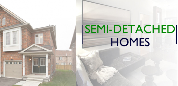 Semi Detached Homes Mississauga