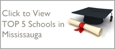 Top Highschools in Mississauga